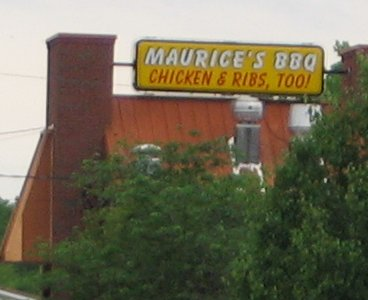 [Maurice Bessinger's BBQ Pit Stop]