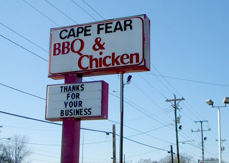 [Cape Fear BBQ & Chicken]
