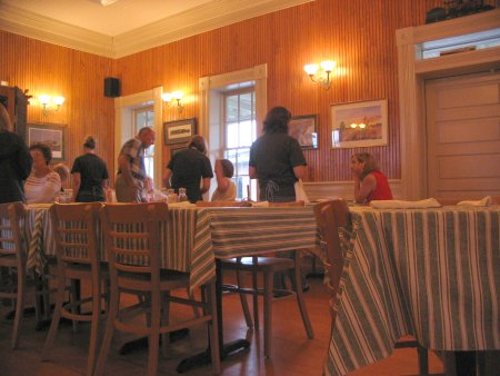 [Eatery at the Depot - Inside]