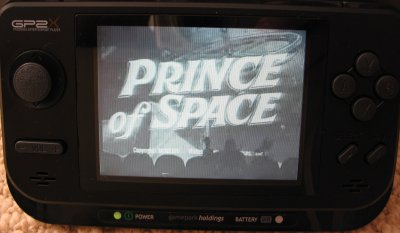 [Prince of Space]